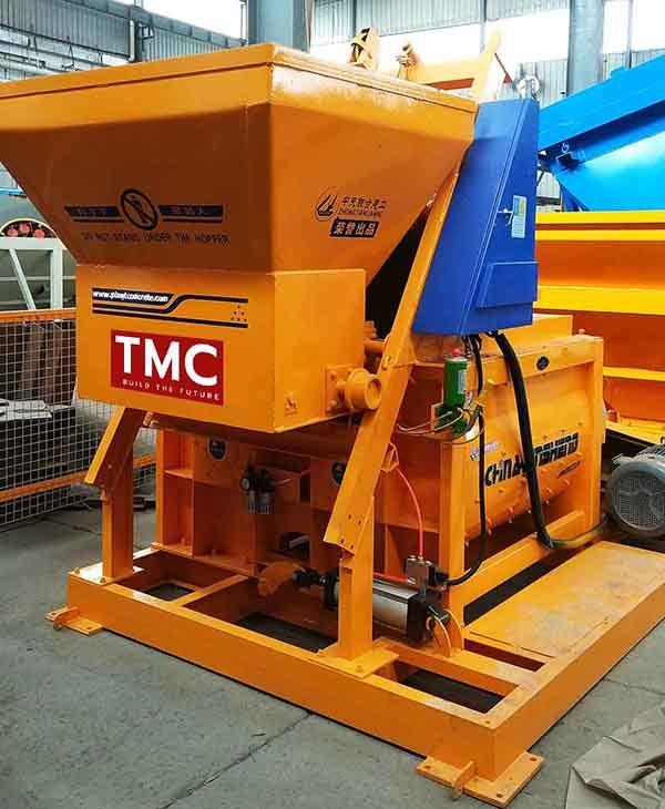 concrete mixer 500L